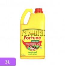 Fortune Vegetable Oil 3l
