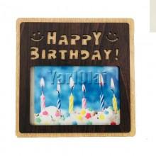Happy Birthday Photo Frame 3