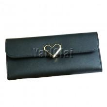 Women Love Heart Wallet