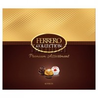 Ferrero Collection 42 Pieces Assorted Chocolates 464g