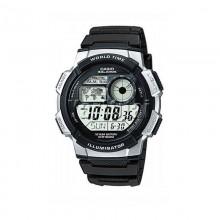Casio Men's Black Resin Strap Watch