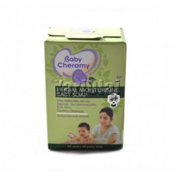 Baby Cheramy Herbal Aloevera Soap 75G
