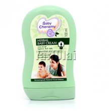 Baby Cheramy Herbal Cream 100Ml