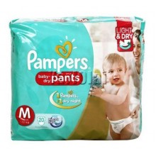 Pampers XL 12+ kg 28 Diapers