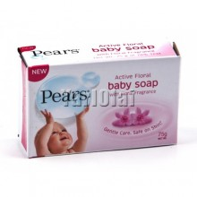 Pears Baby Floral Soap 75G