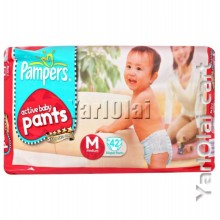 Pampers M 5-10 kg 42 Diapers