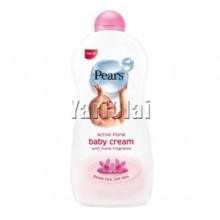 Pears Baby Floral Active Cream 200Ml