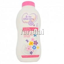 Baby Cheramy Floral Baby Talc 100ml