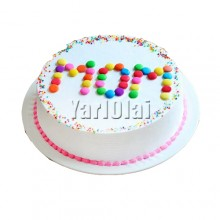Mother's Day Circle cake
