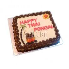 Square Pongal Cake