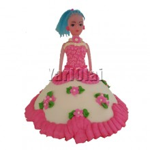 Small Doll Cake