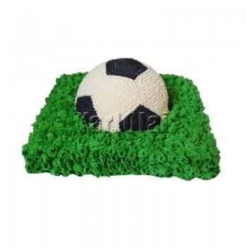 Foot Ball Cake To Jaffna Sri Lanka
