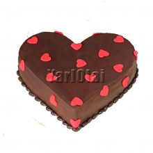 Hearties Love Cake