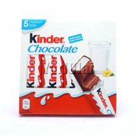 Kinder Chocolate 5 Bars