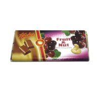 Kandos Friit & Nut Milk Chocholate 90g
