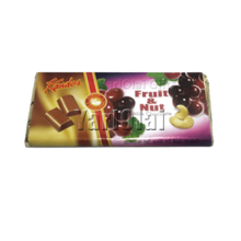 Kandos Friit & Nut Milk Chocholate 90g