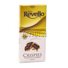 REVELLO CRISPIES CHOCOLATE 170G
