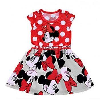 Kids Minnie Dot  Dress