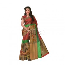 Audi Collection Saree ( Six Colours Available )