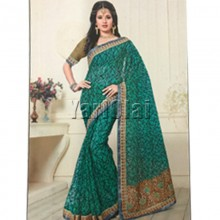 Net Saree545