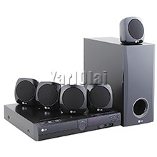 Home Theater - 300W DVD HTS