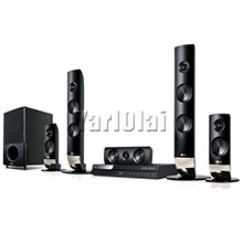 LG Home Theater - 850W DVD HTS
