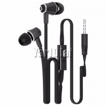 Langsdom JM21 In-ear Earphone Colorful Headset (Black)
