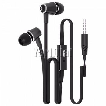 Langsdom JM21 In-ear Earphone Colorful Headset (Black)