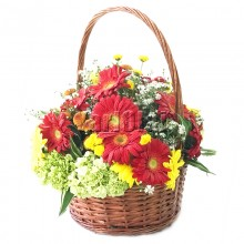 Luxury Flower Basket