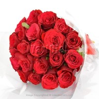 20 Luxury Imported Rose Bouquet
