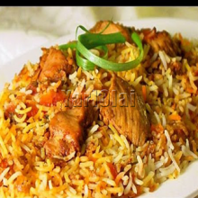 Chicken Biryani (Curry)