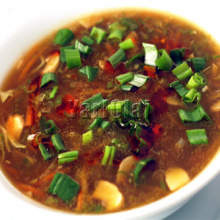 Hot & Sour Vegetable Soup