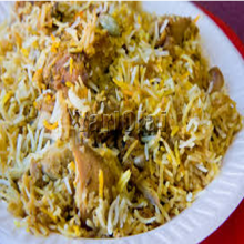 Hyderabadi Ghost Mutton Biryani