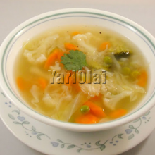 Vegetable Clear Soup