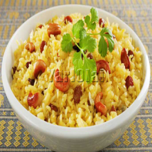 Cashew Pulao Rice