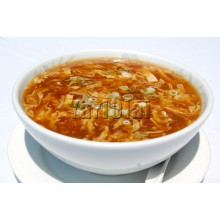 HOT & SOUR VEG. SOUP