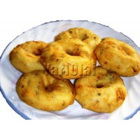 10 Vadai with Sambal