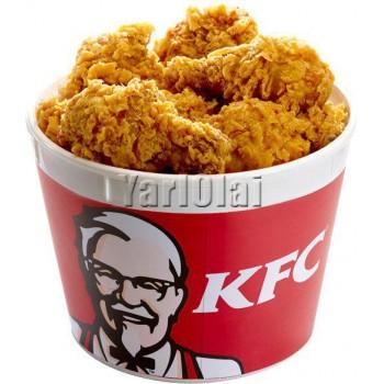 KFC Crispy Chicken Bucket 8pcs - photo#19