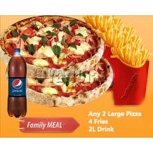 Pizza Family Meal