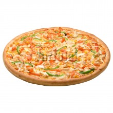 Chinese Chicken Pizza