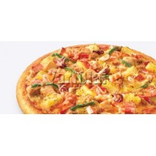 Italian Seafood Pizza