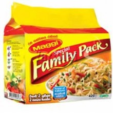 Maggi Family Pack 420g