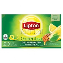 LIPTON Clear Green Tea Bag 26g 20s