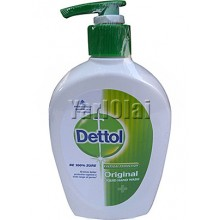 Dettol Original Liquid Hand Wash Bottle