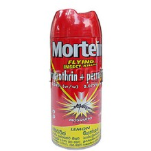Mortein Flying Insect Killer Tin ( Lemon ) 400ml