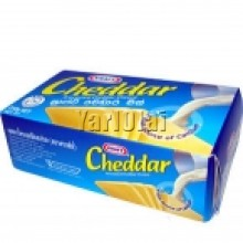Kraft Cheddar cheese box 250g