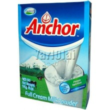 Anchor Full Cream Milk-Powder 1 Kg