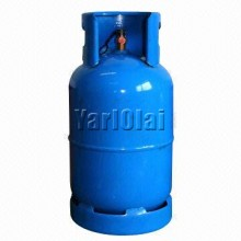 Gas with cylinder