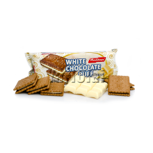 Maliban White Chocolate Puff Biscuit 200g