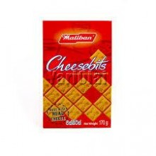 Maliban Cheesebits Biscui - 170 Gr